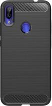 Púzdro Carbon Redmi Note 7, čierna