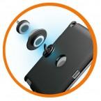 "Puzdro MKF Click Cover Case pre iPad 9,7"", čierna"