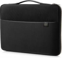 """Puzdro na 14"""" NTB HP Carry Sleeve, čierna/zlatá"""