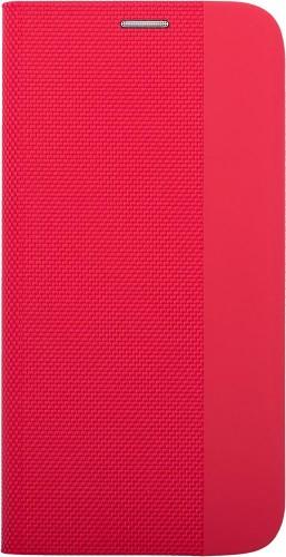 Puzdro na Apple iPhone 7/8/SE (2020), Flipbook Duet, červené