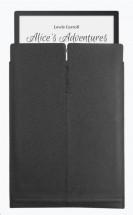 Puzdro na čítačku kníh PocketBook 1040, čierna/žltá