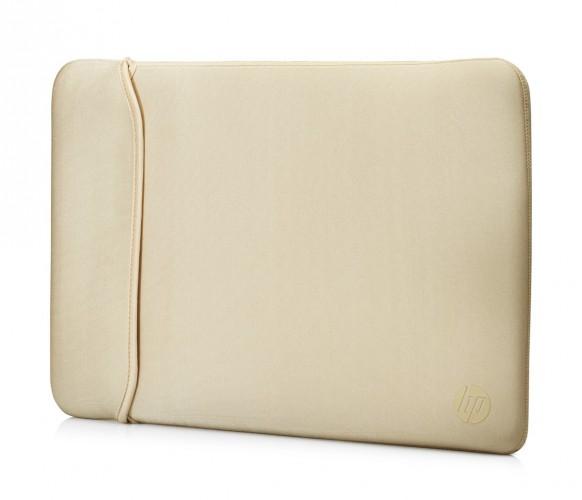 Púzdro na notebook HP 2UF59AA 14 , čierna/zlatá