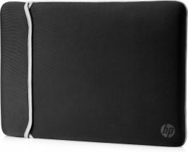 Púzdro na notebook HP 2UF62AA 15,6 , čierna/strieborná