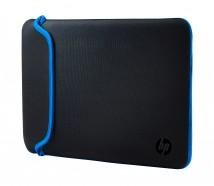 Púzdro na notebook HP Chroma Sleeve V5C31AA 15,6 , čierna/modrá