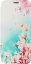 Puzdro na Samsung Galaxy A22 5G, 3D flowers