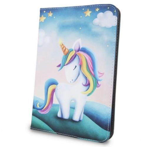 "Púzdro na tablet 7-8"" GreenGo Unicorn (LCSUNUN7)"