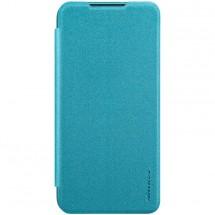 Puzdro na Xiaomi Redmi Note 8, kožené, modré