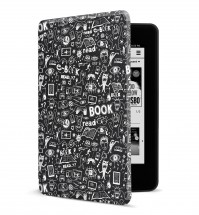 Puzdro pre Amazon Kindle Paperwhite 4, doodle