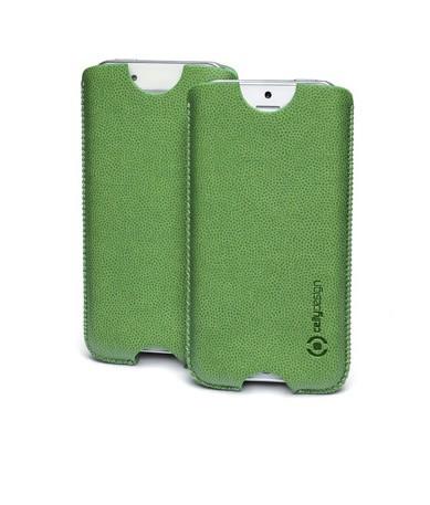 Púzdro pre Apple iPhone 5, zelená POUŽITÉ, NEOPOTREBOVANÝ TOVAR