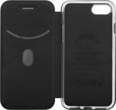 Púzdro pre Apple iPhone 7/8, Evolution, čierna