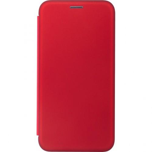 Puzdro pre Honor 8A/Huawei Y6S, Evolution, červená
