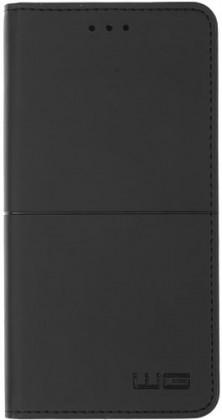 Puzdro pre Honor 9X, Flipbook Line, čierna