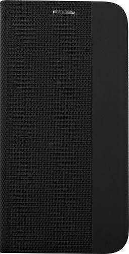 Puzdro pre Huawei P Smart Pro, Flipbook Duet, čierna