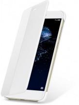Puzdro pre Huawei P10 Lite, Smart View, biela