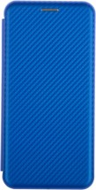 Puzdro pre Huawei P30 Lite, evolution karbon, modrá