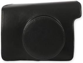 Puzdro pre Instax Mini 300, kožené, čierna