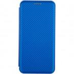 Puzdro pre Samsung Galaxy A10, Evolution Karbon, modrá