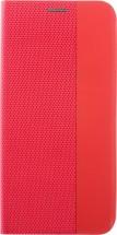 Puzdro pre Samsung Galaxy A20s, Flipbook Duet, červená
