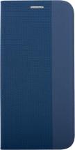 Puzdro pre Samsung Galaxy A21s, Flipbook Duet, modrá