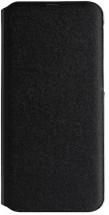 Puzdro pre Samsung Galaxy A40, Wallet cover, čierna