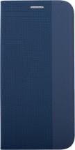 Puzdro pre Samsung Galaxy A41, Flipbook Duet, modrá