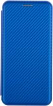 Puzdro pre Samsung Galaxy A50, evolution karbon, modrá