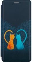 Puzdro pre Samsung Galaxy A71, Evolution 3D cats