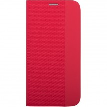 Puzdro pre Samsung Galaxy A71, Flipbook Duet, červená