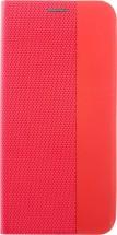 Puzdro pre Xiaomi Mi 10 Lite, Flipbook Duet, červená