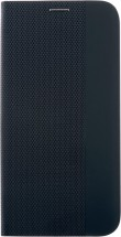 Puzdro pre Xiaomi Mi 10 Lite, Flipbook Duet, čierna
