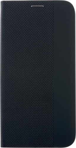 Puzdro pre Xiaomi Mi Note 10 Lite, Flipbook Duet, čierna
