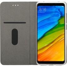 Puzdro pre Xiaomi Redmi 5 Plus, flip, čierna