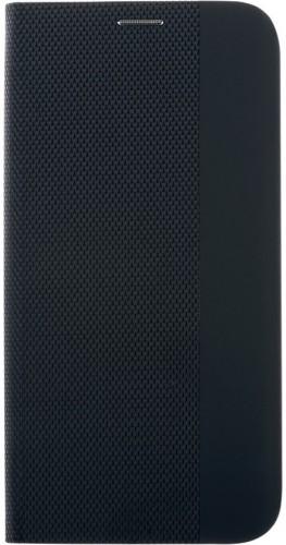 Puzdro pre Xiaomi Redmi 8, Flipbook duet, čierna