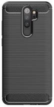 Puzdro pre Xiaomi Redmi 9, Carbon, čierná