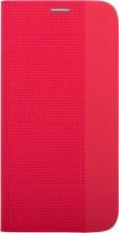 Puzdro pre Xiaomi Redmi 9A, Flipbook Duet, červená