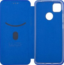 Puzdro pre Xiaomi Redmi 9c, Evolution, modrá