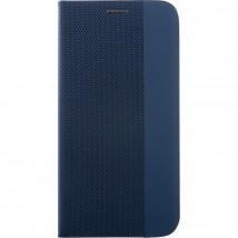 Puzdro pre Xiaomi Redmi Note 8 Pro, Flipbook Duet, tmavo modrá