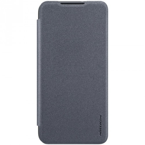 Puzdro pre Xiaomi Redmi Note 8, Sp, kožený, čierna
