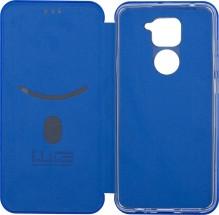 Puzdro pre Xiaomi Redmi Note 9, Evolution, modrá
