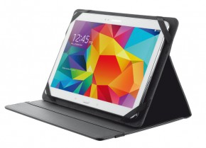 "Puzdro s podstavcom Trust Primo Folio Case pre tablet 10 "", čiern"