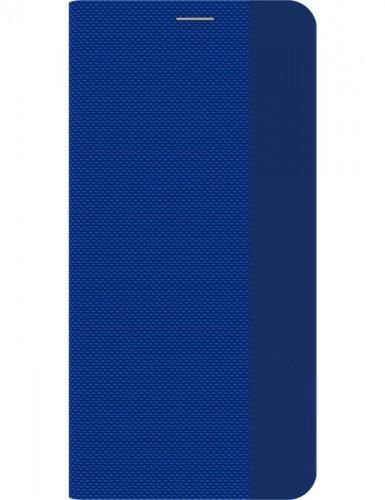 Púzdro Samsung Galaxy A12, flipbook, svetlá modrá