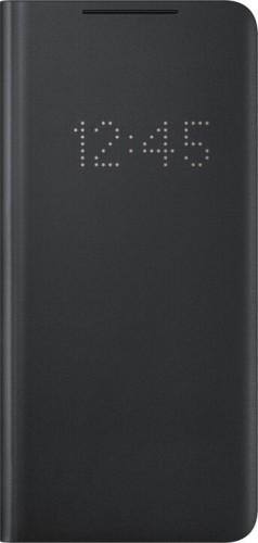 Púzdro Samsung S21 Ultra, čierna