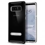 Púzdro SPIGEN Crystal Hybrid Samsung Galaxy Note 8 čierne
