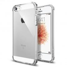 Púzdro SPIGEN Crystal Shell iPhone SE/5s/5 čiré