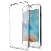 Púzdro SPIGEN Liquid Crystal iPhone 6 čiré