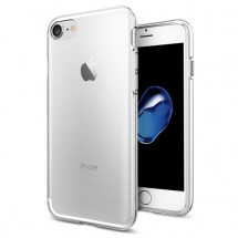Púzdro SPIGEN Liquid Crystal iPhone 7 čiré