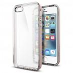 Púzdro SPIGEN Neo Hybrid Crystal iPhone SE/5s/5 ružová