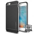 Púzdro SPIGEN Neo Hybrid iPhone 6/6s strieborné