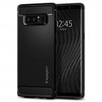Púzdro SPIGEN Rugged Armor Samsung Galaxy Note 8 čierne ROZBALENÉ
