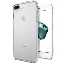 Púzdro SPIGEN Thin Fit iPhone 7 Plus čirá